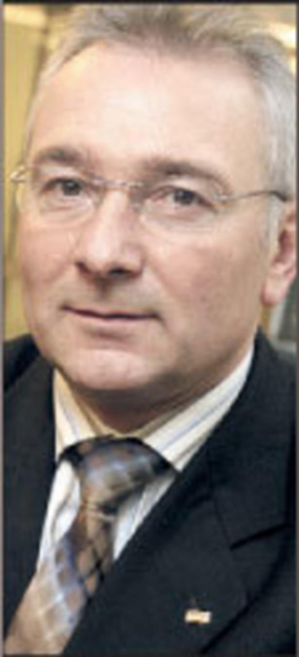 dr AndrÉ Helin, prezes firmy konsultingowej BDO Numerica, biegły rewident