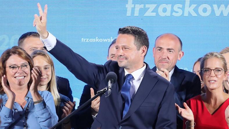 Sztab Rafała Trzaskowskiego