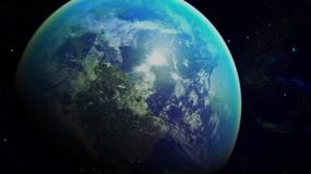 Jak naprawdę wygląda Ziemia z kosmosu? Chmura śmieci na orbicie