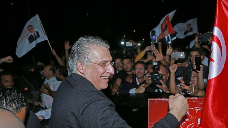 Nabil Karoui's release comes days ahead of the presidential runoff