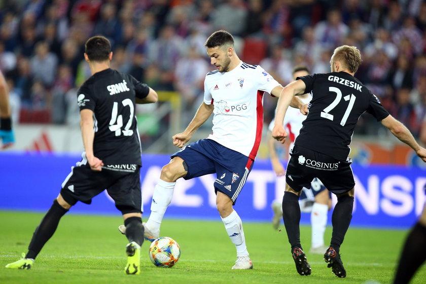 - Obecna formuła rozgrywek sprawiła, że niektórych meczów Ekstraklasy nie da się po prostu oglądać! - uważa dyrektor Górnika Zabrze