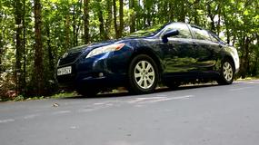 Toyota Camry: japońska doskonałość