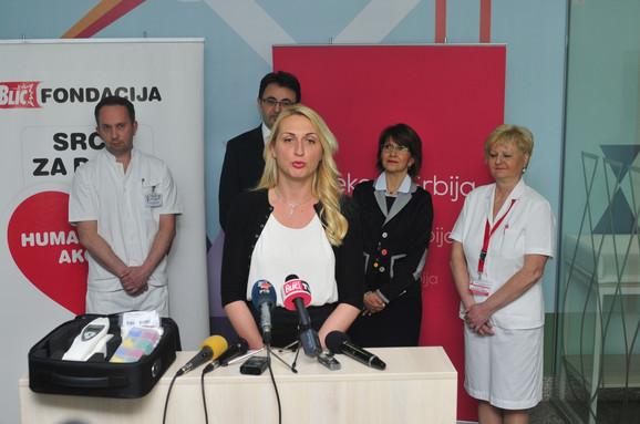 Direktorka kompanije Ringier Aksel Springer Jelena Drakulić Petrović