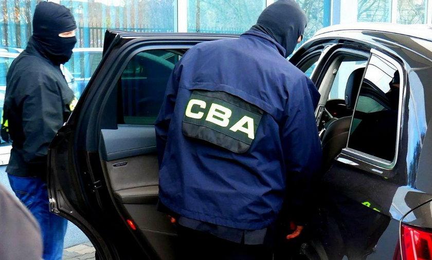 """CBA rozbiło """"mafię lekową"""". Zatrzymano 7 osób"""