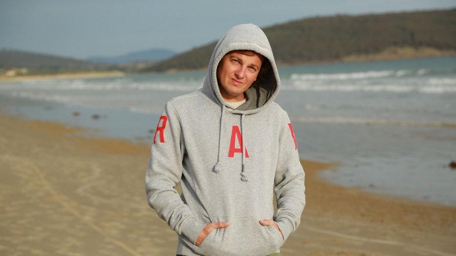 Tomasz Bajer (fot. archiwum prywatne)
