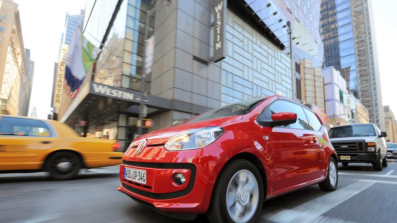 """Volkswagena up! został wybrany """"Światowym Samochodem Roku 2012"""""""