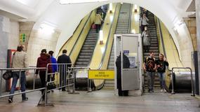 Z moskiewskiego metra znikną słynne dyżurne ze schodów ruchomych