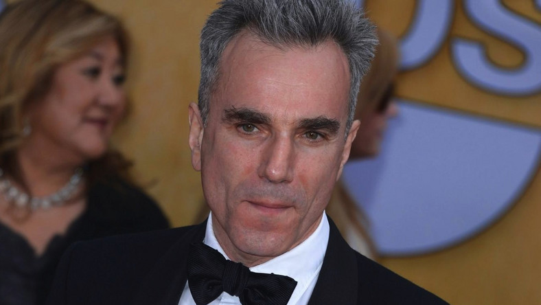 Daniel Day-Lewis na gali Screen Actors Guild Awards 2013 w Los Angeles