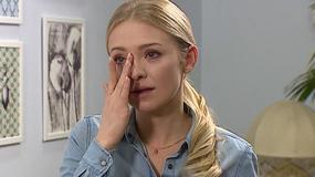 Barbara Kurdej-Szatan płacze przez męża