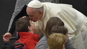 Papież napisał list do umierającej dziewczynki