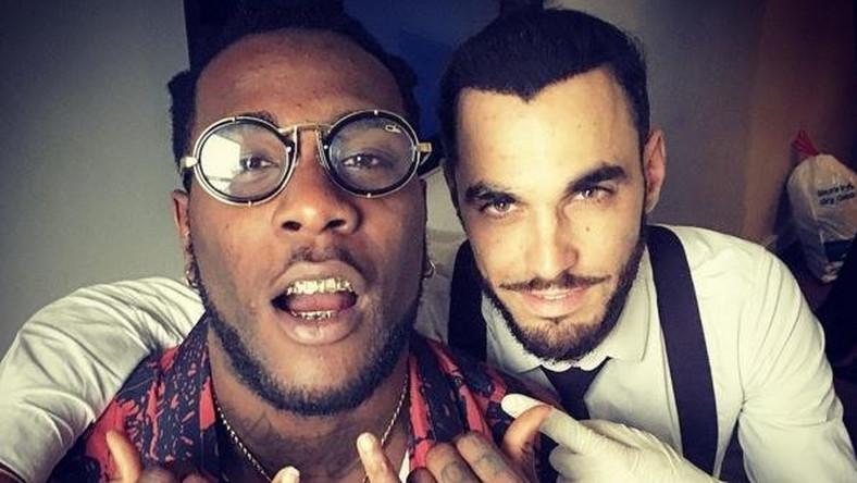 Burna Boy Check out dancehall star's gold teeth - Pulse Nigeria