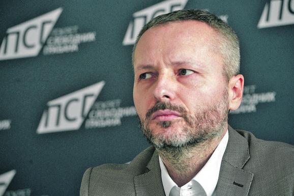 Aleksandar Olenik: Najbliži saradnici su mi preneli da Trifunović hoće da se kandiduje