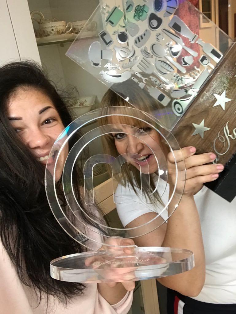 Gáspár Bea A Konyhafőnök VIP, lánya, Evelin pedig a MasterChef VIP bajnoka lett