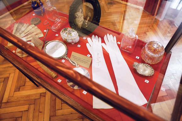 Biće izloženi i lični predmeti koji su pripadali kraljevskim porodicama