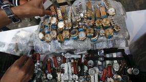 Sprzedawca podrobionych zegarków z weneckiej plaży został uniewinniony w precedensowym procesie