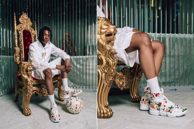 "Kolekcja KITH x Nike ""Long live the King"""