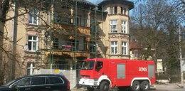 Pożar mieszkania we Wrzeszczu. Ewakuowano ludzi