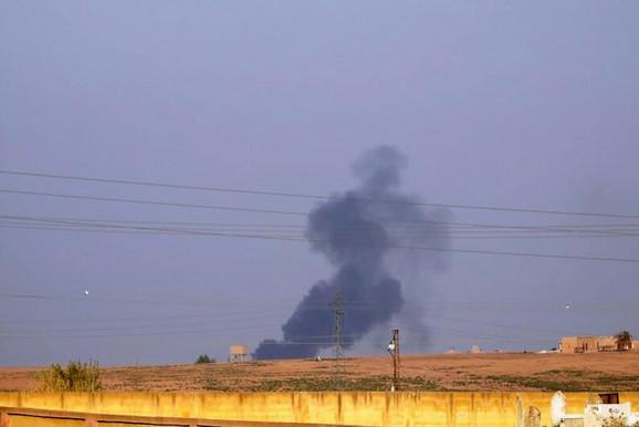 Sirija, eksplozija