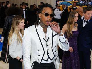 2017 Metropolitan Museum of Art Costume Institute Benefit Gala Wiz Khalifa