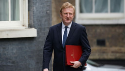 Britain's Culture Secretary Oliver Dowden has vowed to block Euroepan football breakaway league