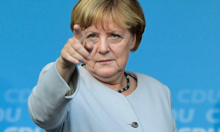 Angela Merkel po raz czwarty będzie się ubiegać o fotel kanclerza Niemiec