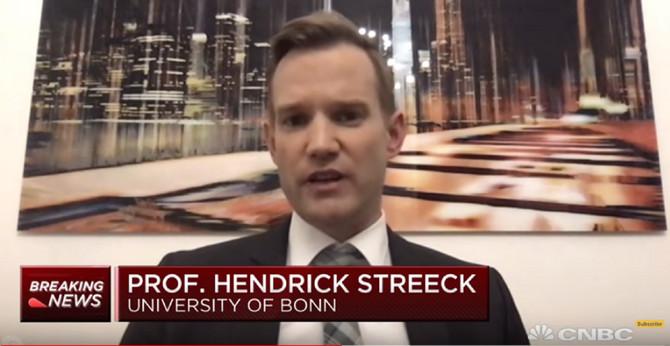 Dr Hendrik Strik