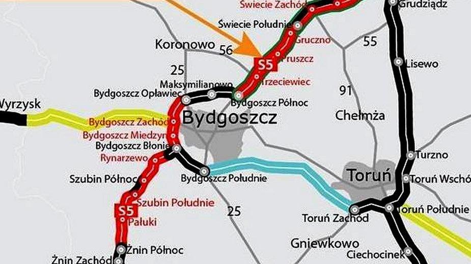 Obwodnica Bydgoszczy - droga S5