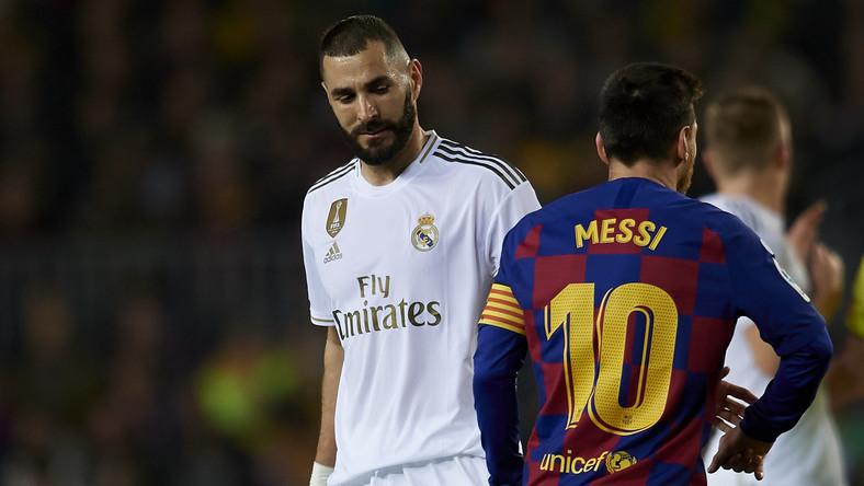 Lionel Messi i Karim Benzema