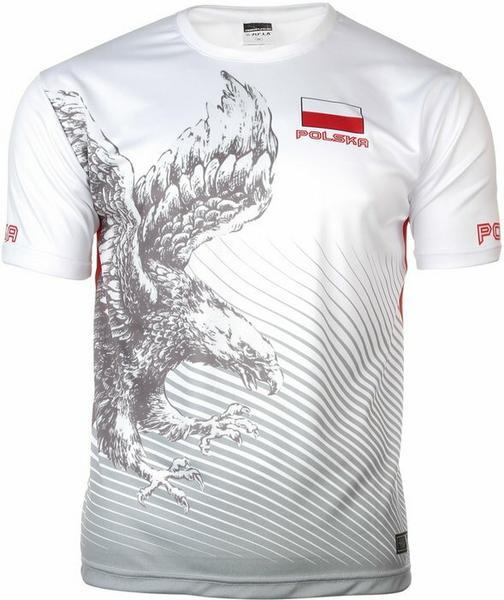 ZULLA Koszulka Polska Orzeł