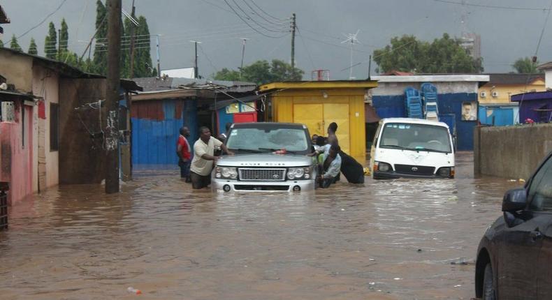 File Image: Floods