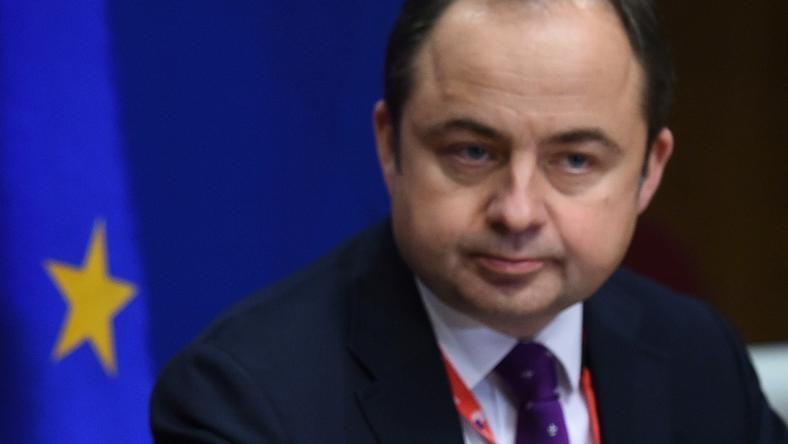 Konrad Szymański chce sprawdzić, czemu przez 8 lat PO nie dopięło umowy z Frontexem