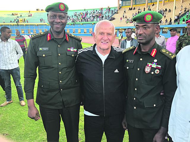 Ljupko Petrović je u Ruandi osvojio titulu prvaka