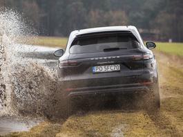 Porsche Cayenne Turbo – czego to on nie potrafi!