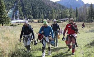 Tatry: Specjaliści z KGHM pomogą w poszukiwaniach w Jaskini Wielkiej Śnieżnej