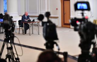Andrzej Waltz zeznawał przed komisją. 'Byłem jednym z dwunastu spadkobierców'