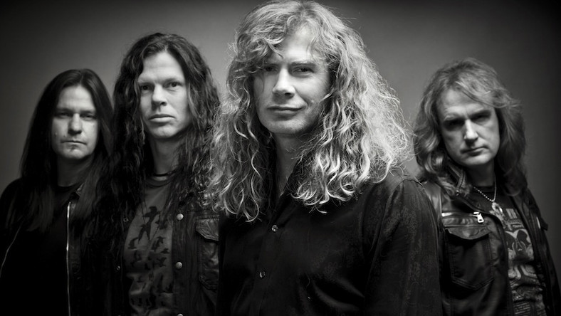 Megadeth najwyraźniej nie obawia się pecha
