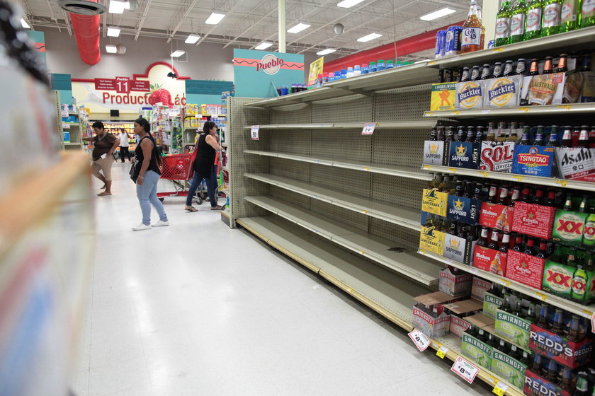 Kolejny huragan zagraża Ameryce.