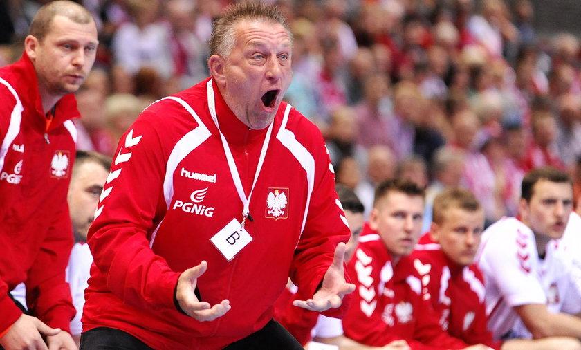 Polska Hiszpania Piłka Ręczna