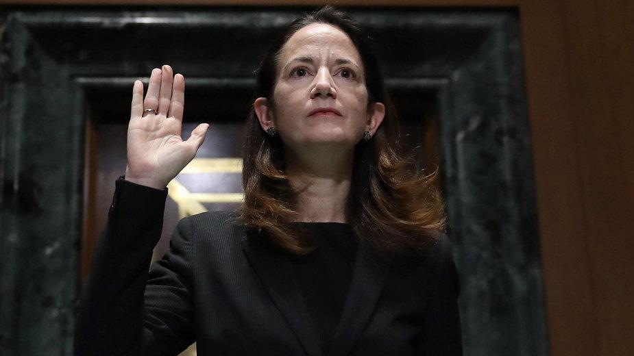 Senat powołał Avril Haines na dyrektor wywiadu narodowego