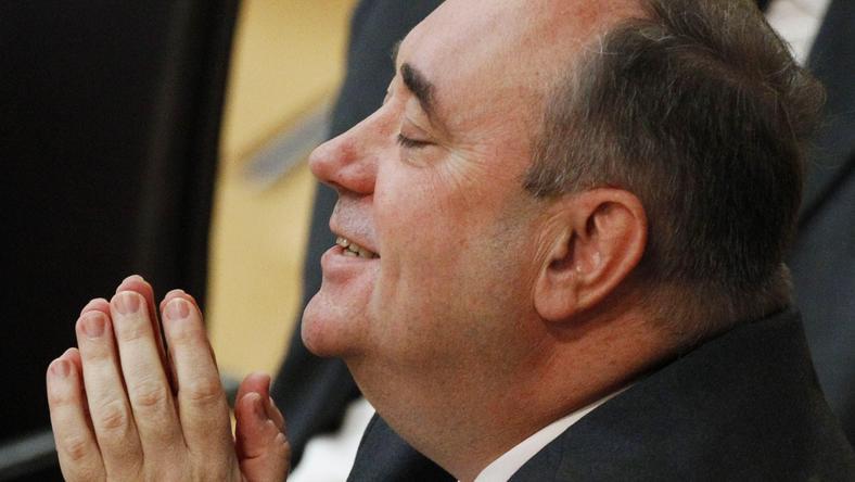 Alex Salmond, fot. Reuters
