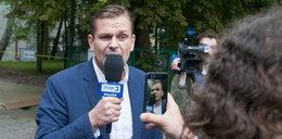 Dziennikarz TVP wywołał skandal. Teraz wydał oświadczenie
