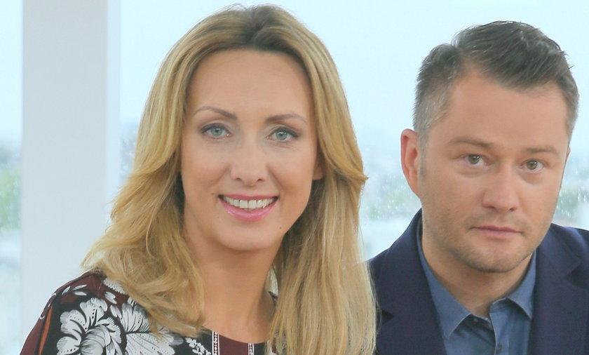 Anna Kalczyńska i Jarosław Kuźniar