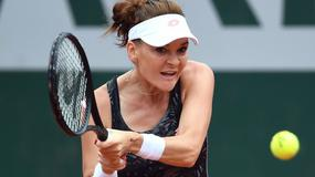 WTA w Cincinnati: Agnieszka Radwańska ekspresowo pożegnała się z turniejem