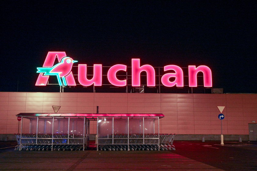 Auchan - 0 proc. podatku