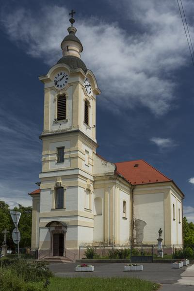 Kościół Św. Imricha w Šturovie
