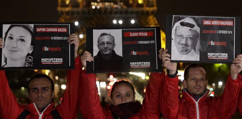 Międzynarodowy Dzień Ukrócenia Bezkarności za Zbrodnie Przeciwko Dziennikarzom