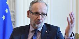 Kara 30 tysięcy zł za kłamstwo koronawirusowe?! Minister zdrowia komentuje
