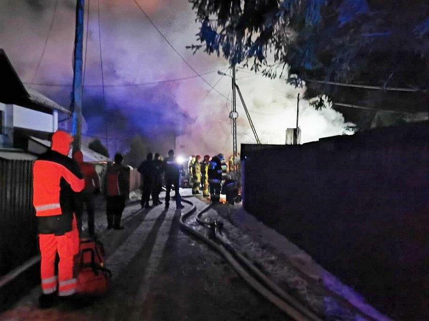 Wybuch gazu w Szczyrku. Pod gruzami może być 8 osób!