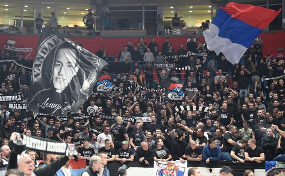 KK Partizan KK Budućnost