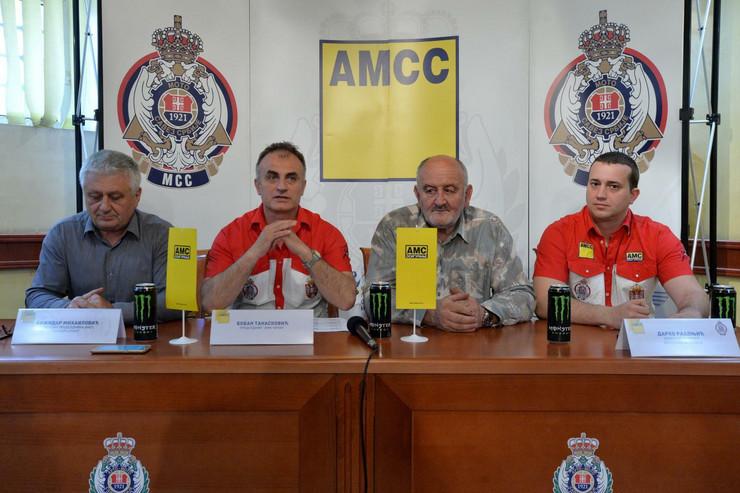 AMSS, Božidar Mihajlović, Boban Tanasković, Ljubiša Kokotović, Darko Radonjić